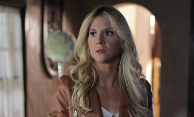 Brittany Underwood in Fatal Fiance (Lifetime)