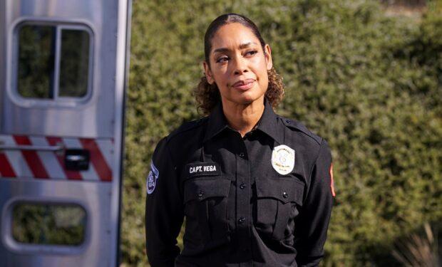 Gina Torres 911 Lone Star