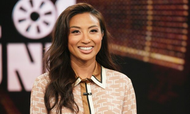 Jeannie Mai Celebrity Wheel of Fortune ABC