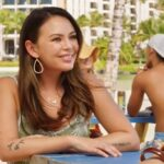 Janel Parrish on Magnum PI