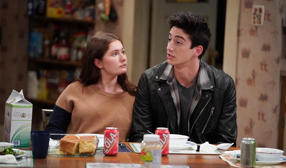 Milo Manheim Hears An Earful on 'The Conners' As Harris' New Friend Josh