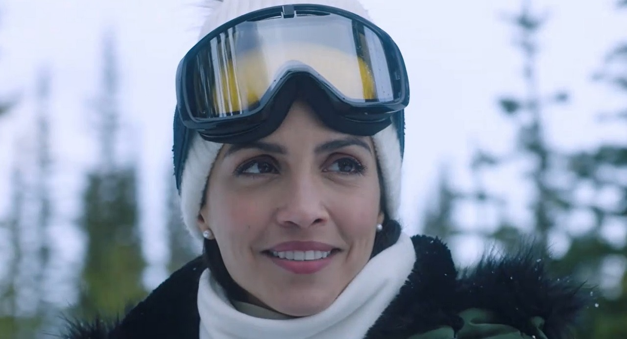 Who Is Concierge Courtney In 'A Winter Getaway' Hallmark Movie?