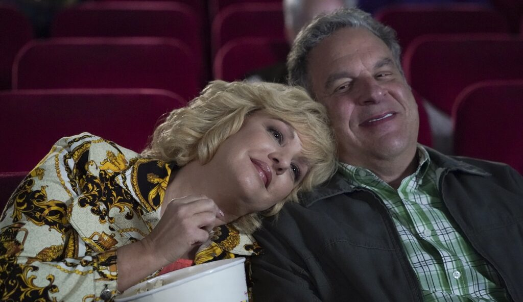 The Goldbergs Wendi and Jeff