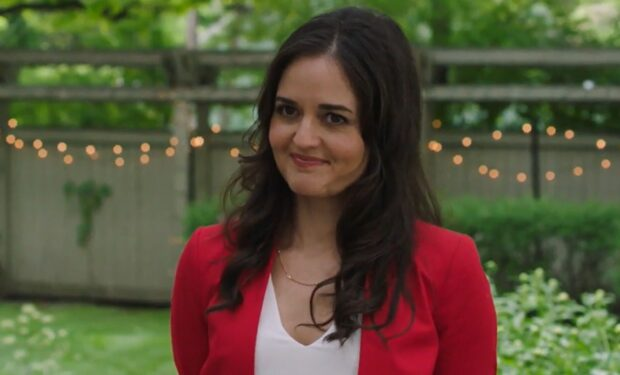 Danica McKellar in Love in Design (Hallmark/Crown Media)