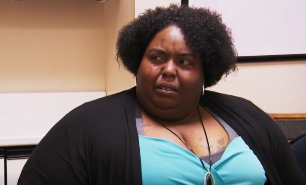 Kenae on My 600-lb Life (TLC)