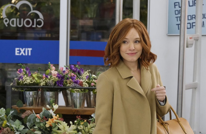 Who Is Carol's Redhead Lawyer Hannah on 'Superstore'?