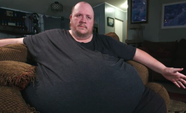 My 600lb Life Michael (TLC)