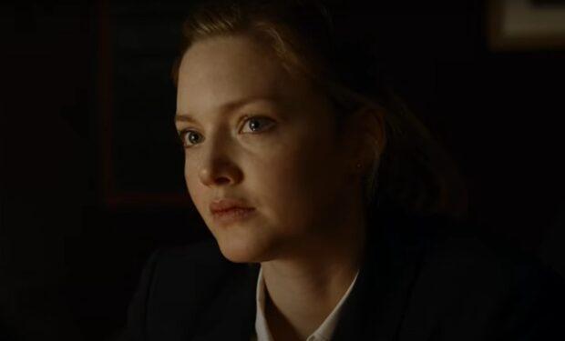 Holliday Grainger in CK Strike (HBO screengrab)