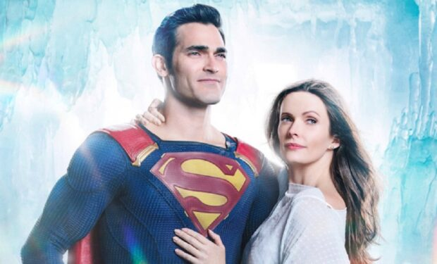 Superman and Lois CW photo