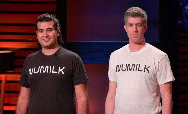 NuMilk on Shark Tank