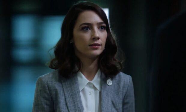 Natalie Dreyfuss on The Flash (CW)