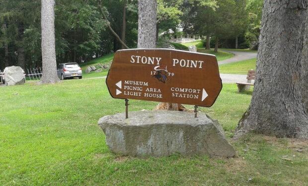 Stony Point NY Battleground Park