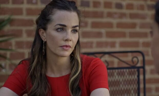 Jillian Murray in Deadly Dating Game (LMN)