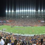 florida gators football field