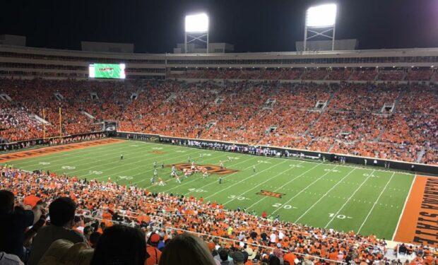 OSU Boone Pickens football stadium
