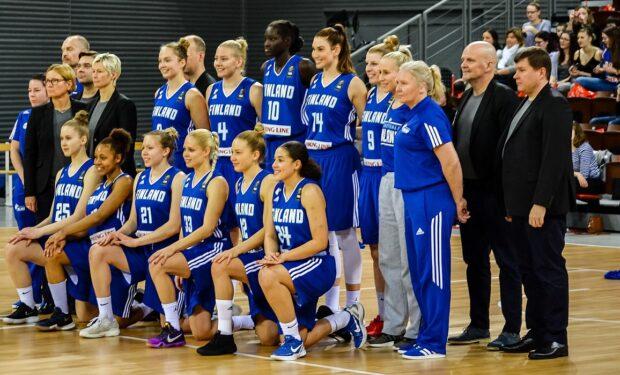 Awak on Finnish Team