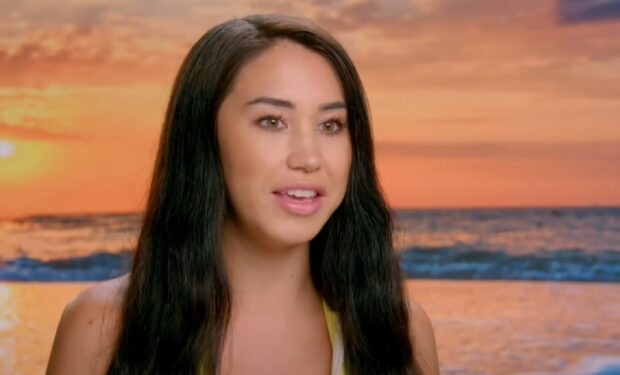Isabel on Temptation Island (USA)