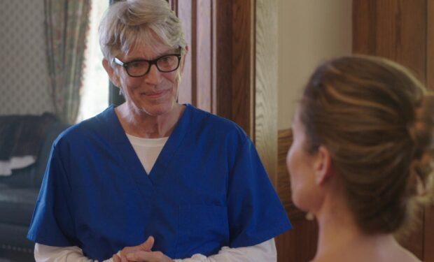 Eric Roberts in Just What the Doctor Ordered (Lifetime)