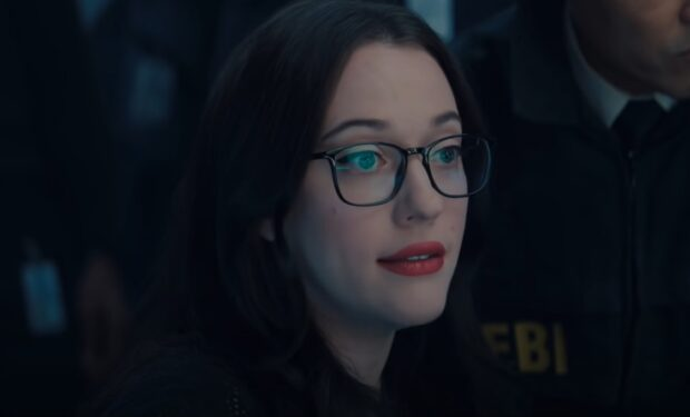 Kat Dennings on Marvel's WandaVision