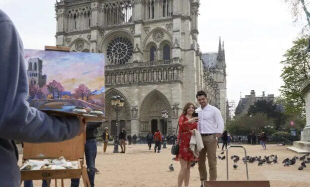 Paris, Wine & Romance (Hallmark/Crown Media)