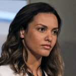 Jessica Lucas on The Resident