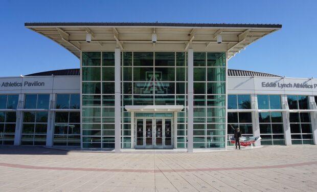 University of Arizona athletics pav
