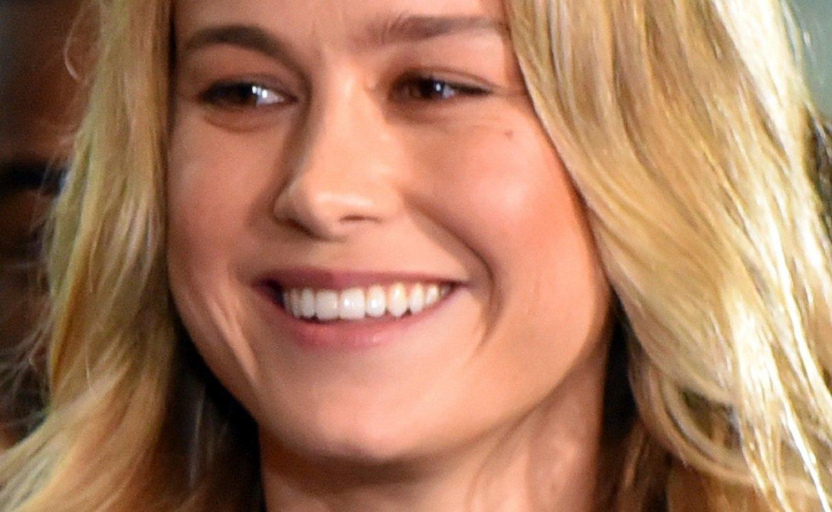 "Brie Larson Stuns In Gorgeous Black Bikini, ""Took My Breath Away"""