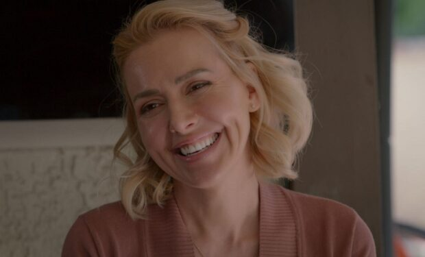 Allison McAtee in 'Deceived by My Mother-in-Law' (LMN)