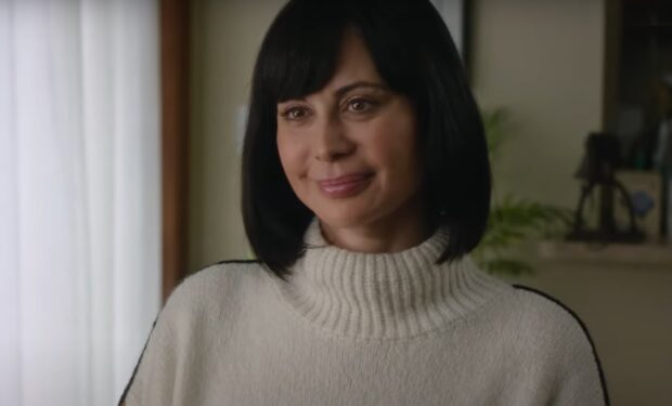 Catherine Bell on Good Witch