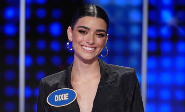 Dixie D'Amelio Celeb Fam Feud