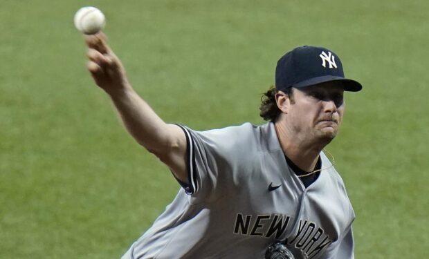 Gerrit Cole Yankees pitcher