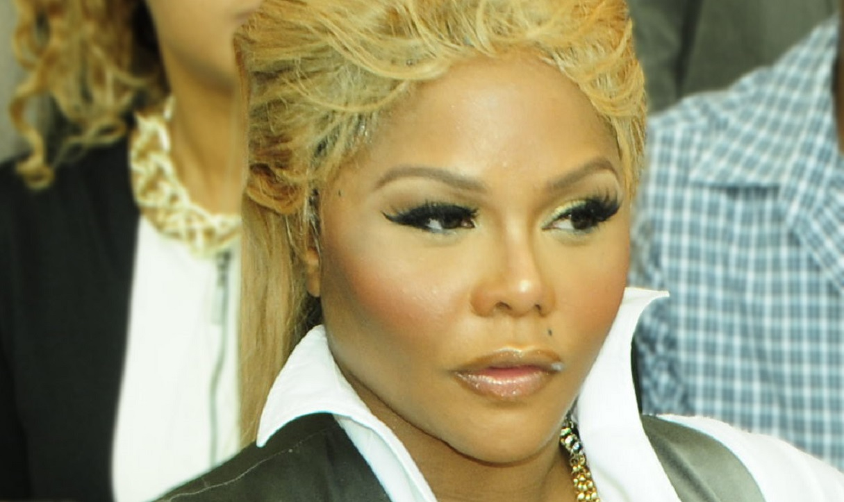 Lil Kim Stuns In Tight Latex Bodysuit   ldquo Thicky and Pretty rdquo
