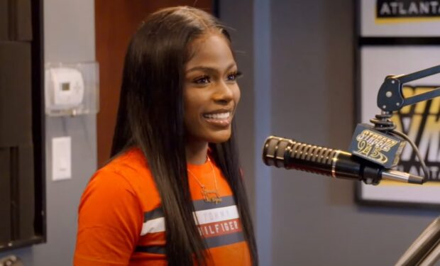 Omeretta the Great on LHHATL (VH1)