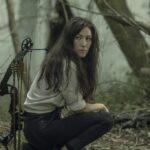 Eleanor Matsuura as Miko on The Walking Dead (Jackson Lee Davis/AMC)