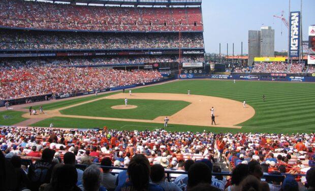 Mets Shea Stadium