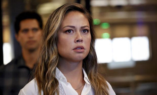 Vanessa Lachey NCIS Hawaii