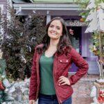 Danica McKellar on You Me and the Christmas Trees (Hallmark/Crown Media)