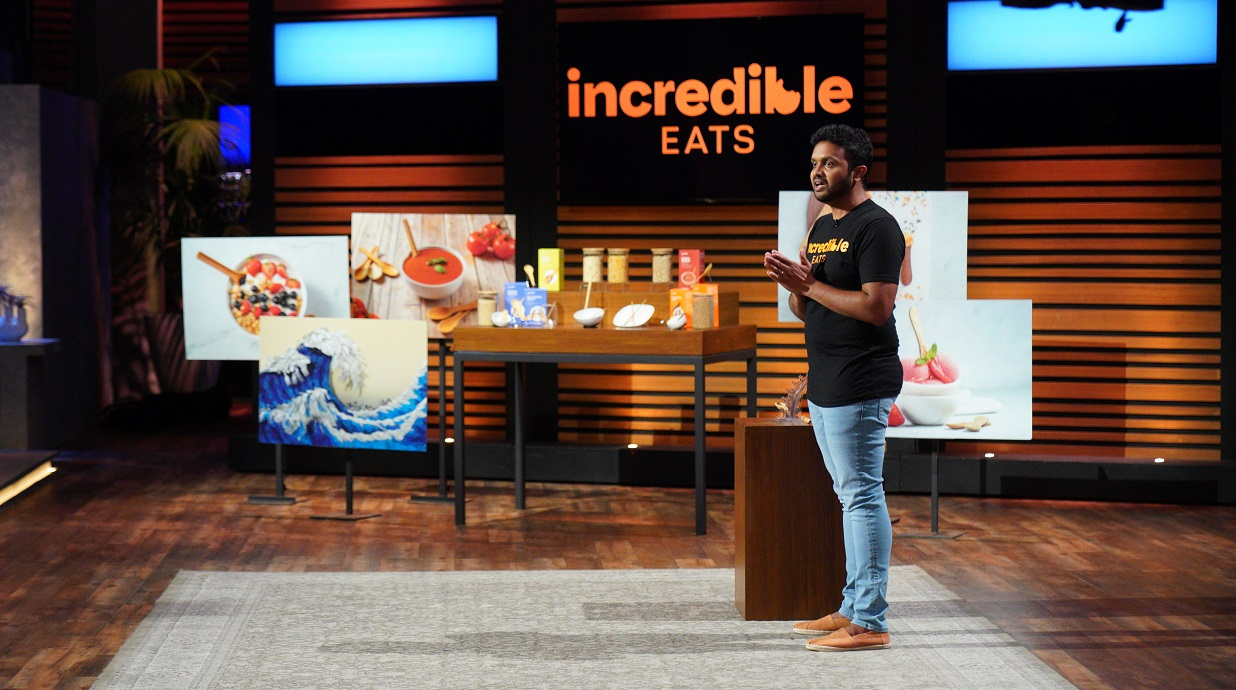 Incredible Eats: Edible Spoons Co. Pitches Barbara Corcoran, Mark Cuban on Shark Tank